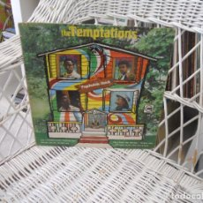 Discos de vinilo: THE TEMPTATIONS– PSYCHEDELIC SHACK.LP ORIGINAL USA 1970.SOUL/PSICODELIA.SELLO GORDY.VG/VG. Lote 98688963
