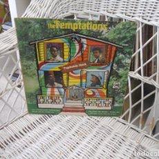 Discos de vinilo: THE TEMPTATIONS– PSYCHEDELIC SHACK.LP ORIGINAL USA 1970.SOUL/PSICODELIA.SELLO GORDY.VG/VG. Lote 98688963