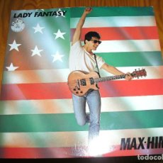 Discos de vinilo: -LADY FANTASY-MAX-HIM MAXI SINGLE A 33 RV. ........................A. Lote 98693303