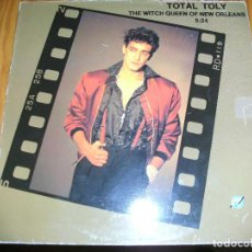 Discos de vinilo: TOTAL TOLY , THE WITCH QUEEN OF NEW ORLEANS MAXI SINGLE..................A. Lote 98693807