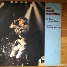 Discos de vinilo: JOHN MAYALL'S BLUESBREAKERS - CHICAGO LINE. ED. ESPAÑOLA 1991. Lote 98695511