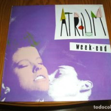 Discos de vinilo: ATRIUM,WEEK-END MAXI SINGLE..........A. Lote 98698159