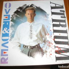 Discos de vinilo: ATRIUM OVER AND OVER MAXI SINGLE........................A. Lote 98698967