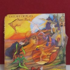 Discos de vinilo: SANTI PICÓ - LA LLAVE DE PLATA (LP 1979). Lote 98703439