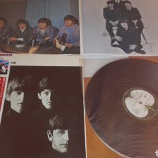 Discos de vinilo: LP JAPONES DE THE BEATLES - WITH THE BEATLES. Lote 98708703