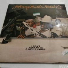 Discos de vinilo: JOHNNY GUITAR WATSON- LP I DON'T WANT TO BE A LONE RANGER- MARFER ESPAÑA 1975 1. Lote 98708982
