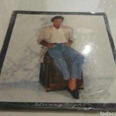 Discos de vinilo: JULIO IGLESIAS- LP STARRY NIGHT- CBS 1990 1. Lote 98718043
