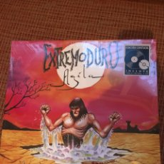 Discos de vinilo: VINILO CD EXTREMODURO AGILA PRECINTADO MAREA REINCIDENTES LOS SUAVES ROSENDO. Lote 98719915