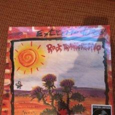 Discos de vinilo: VINILO CD EXTREMODURO ROCK TRANSGRESIVO PRECINTADO MAREA BARRICADA ROSENDO PORRETAS. Lote 98719974