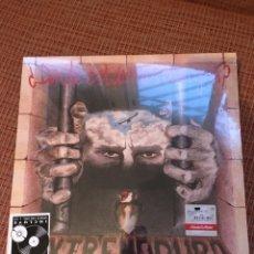 Discos de vinilo: VINILO CD EXTREMODURO DONDE ESTAN MIS AMIGOS PRECINTADO ROSENDO BARRICADA REINCIDENTES LOS SUAVES. Lote 98720070