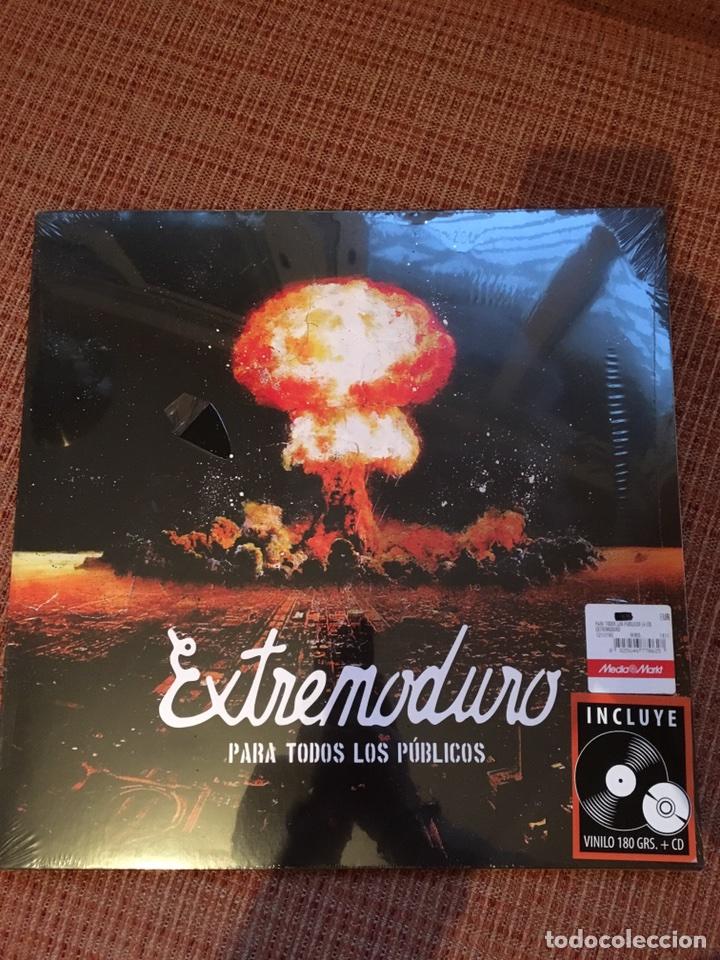 VINILO CD EXTREMODURO PARA TODOS LOS PÚBLICOS PRECINTADO MAREA ROSENDO LOS SUAVES REINCIDENTES (Música - Discos - LP Vinilo - Rock & Roll)