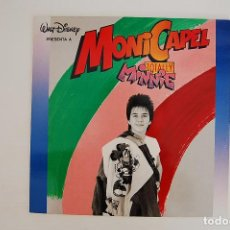 Discos de vinilo: VINILO - MONI CAPEL - TOTALLY MINNIE - MAXI SINGLE -VIRGIN 1987. Lote 98722291