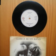 Discos de vinilo: SINGLE 1980 CLIMAX BLUES BAND / HORIZONTALIZED / I LOVE YOU DISCO BIEN, FUNDA USADA . Lote 98726139