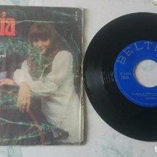 Discos de vinilo: ROSALÍA : SI LLEGARA EL AMOR / YO NO TENGO MIEDO (BELTER 1969). Lote 98729975