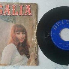 Discos de vinilo: ROSALÍA : SIEMPRE FUIMOS COMPAÑEROS / AMOR, GRACIAS (BELTER 1970). Lote 98730083