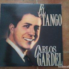 Discos de vinilo: CARLOS GARDEL - EL TANGO (LP2). Lote 98730915