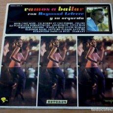 Discos de vinilo: RAYMOND LEFEVRE VAMOS A BAILAR - LP. Lote 98730931