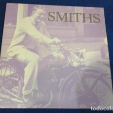 Discos de vinilo: THE SMITHS MONEY CHANGES EVERYTHING - UNLOVEABLE - RTT192 ROUGH TRADE WARNER BROS 1986 MADE ENGLAND. Lote 98739263