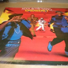 Discos de vinilo: KOOL AND THE GANG- EMERGENCY. Lote 98740055
