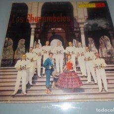 Discos de vinilo: LOS CHURUMBELES DE ESPAÑA LP VENEZUELA - (ÉSTE ES UN DISCO NUEVO ORTOFÓNICO ALTA FIDELIDAD). Lote 98742895