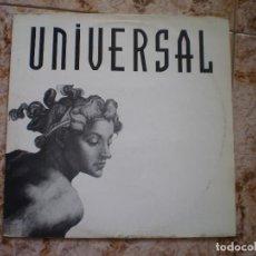 Discos de vinilo: VISION VIRTUAL. CHAIN OF FOOLS, ANETA FRANKLIN. UNIVERSAL. VALENCIA. Lote 98761271