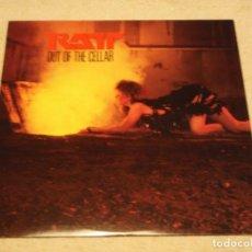 Discos de vinilo: RATT ( OUT OF THE CELLAR ) USA - 1984 LP33 ATLANTIC. Lote 98766007
