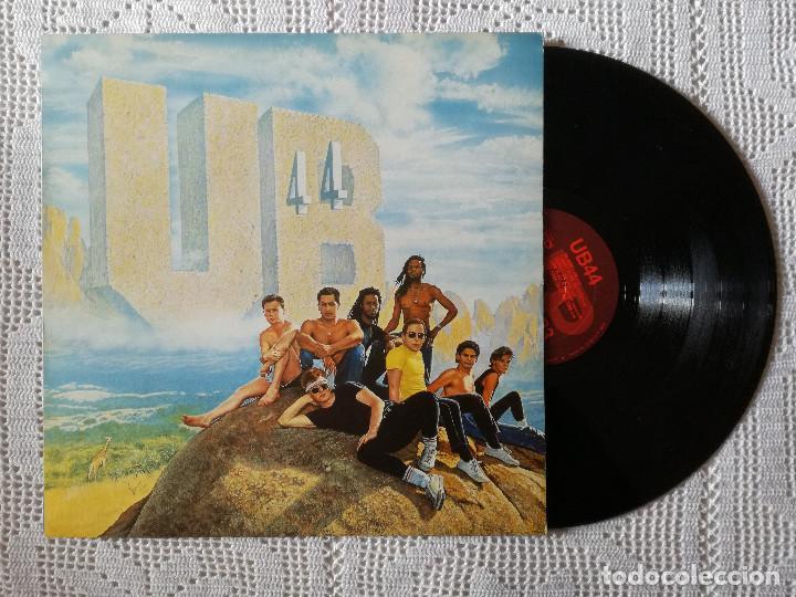 UB 44, IDEM (ARIOLA) LP ESPAÑA - ENCARTE - UB44 (Música - Discos - LP Vinilo - Reggae - Ska)