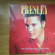Discos de vinilo: PRESLEY* ?– THE ALL TIME GREATEST HITS. ED. ESPAÑOLA. Lote 98775091