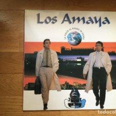 Discos de vinilo: LOS AMAYA ?– LA VUELTA AL MUNDO EN RUMBA. Lote 98777231
