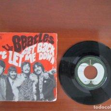 Discos de vinilo: APPLE THE BEATLES. Lote 98787391