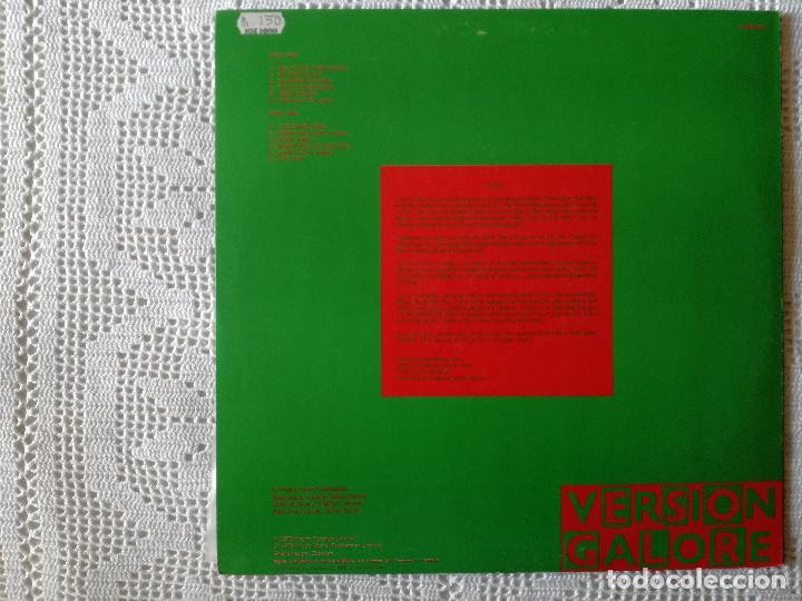 Discos de vinilo: U-ROY, VERSION GALORE (VIRGIN) LP ESPAÑA - Foto 2 - 98791231