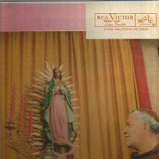 Discos de vinilo: LIBERTAD LAMARQUE / JULIO JULIAN... BANDA SONORA DE LA PELICULA YO PECADOR VOL.1 SELLO RCA VICTOR.... Lote 98795651