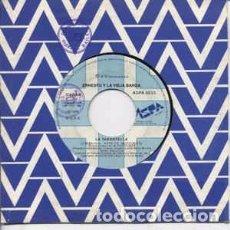 Discos de vinilo: ERNESTO Y LA VIEJA BANDA - LA JOTA DEL PENDONEO - 7 SINGLE - AÑO 1990. Lote 98797519