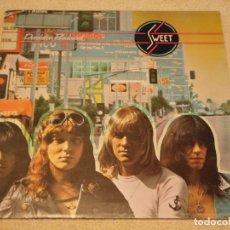 Discos de vinilo: THE SWEET ( DESOLATION BOULEVARD ) ENGLAND - 1974 LP33 RCA VICTOR. Lote 98798451