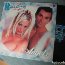 Dischi in vinile: LP / BOCCACCIO LIFE / ANGELS - DJ DON FROM GERMANY TILL THE MORNING / 1999 ARCADE MUSIC SF D1. Lote 98351371