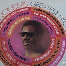 Discos de vinilo: STEVIE WONDER GREATEST HITS VOL.2 LP. Lote 98809231