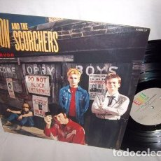 Discos de vinilo: JASON AND THE SCORCHERS - FERVOR 1984 - 1º LP !! ORG EDT UK, EXC. Lote 98816143