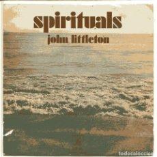 Discos de vinilo: JOHN LITTLETON (SPIRITUALS) THSI TRAIN / I WANTTO BE READY + 4 (EP 1971). Lote 98826647
