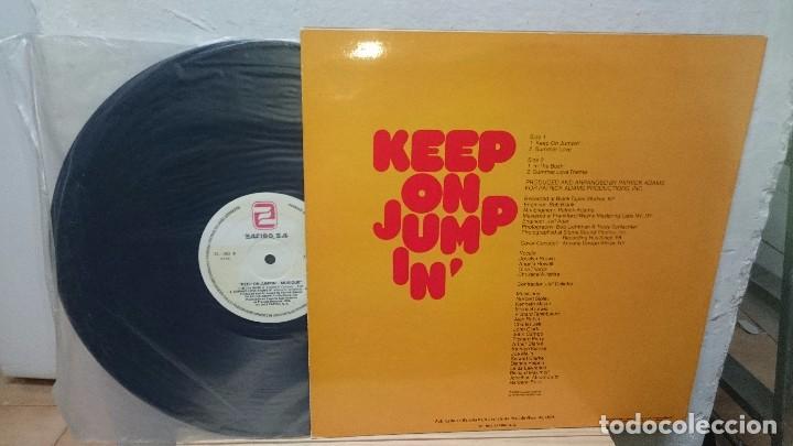 Discos de vinilo: KEEP ON JUMP IN'..Musique,,1979 - Foto 2 - 98828751