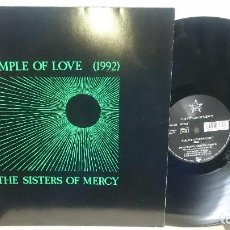 Discos de vinilo: THE SISTERS OF MERCY..TEMPLE OF LOVE,ALEMANIA, . Lote 98831903
