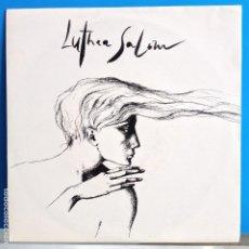 Discos de vinilo: LUTHEA SALOM - NOMAD / SIN GRABAR - NUEVO PROMO ESPAÑOL. Lote 98860219