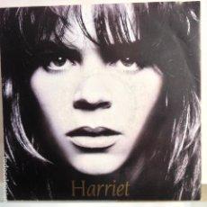 Discos de vinilo: HARRIET - TEMPLE OF LOVE / ANIMAL - NUEVO ALEMAN. Lote 98860839