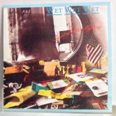 Discos de vinilo: WET WET WET - SWEET LITTLE MYSTERY / DON´T LET ME BE LONELY TONIGHT - NUEVO ESPAÑOL. Lote 98863915