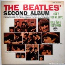 Discos de vinilo: THE BEATLES - THE BEATLES' SECOND ALBUM - LP APPLE RECORDS 1976 JAPAN MONO (EDICIÓN JAPONESA) BPY. Lote 98864027