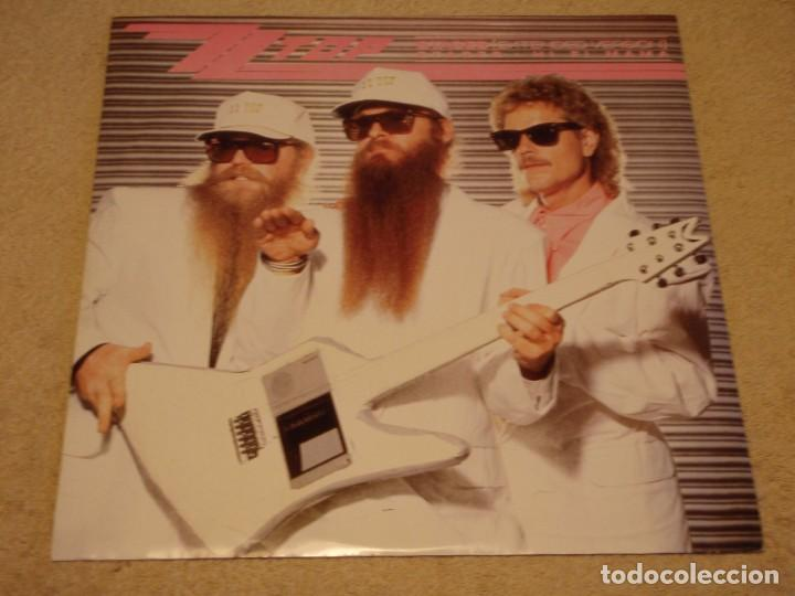 ZZ TOP ( STAGES 2 VERSIONES - HI FI MAMA ) ENGLAND 1979/1985 MAXI45 WARNER BROS RECORDS (Música - Discos de Vinilo - Maxi Singles - Pop - Rock - New Wave Internacional de los 80)