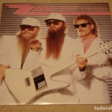 Discos de vinilo: ZZ TOP ( STAGES 2 VERSIONES - HI FI MAMA ) ENGLAND 1979/1985 MAXI45 WARNER BROS RECORDS. Lote 98864099