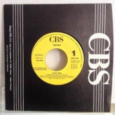 Discos de vinilo: TASHAN - BLACK MAN / SIN GRABAR - NUEVO PROMO ESPAÑOL. Lote 98865783