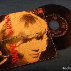 Discos de vinilo: SYLVIE VARTAN, SINGLE 45 R.P.M.. Lote 98866743
