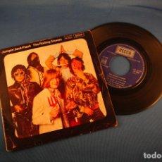Discos de vinilo: THE ROLLING STONES SINGLE 45 R.P.M.. Lote 98868547