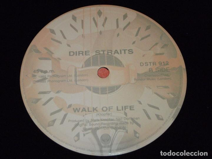Discos de vinilo: Dire Straits ?– So Far Away UK 1985 Vertigo - Foto 5 - 98875955